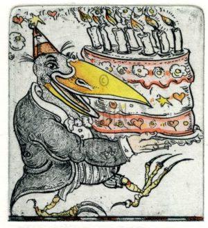 Armin Hott - Geburtstagskuchen