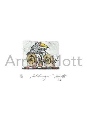 Armin Hott - Entschleuniger