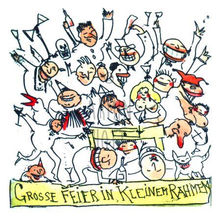 Armin Hott - GrosseFeierinkleinemRahmen