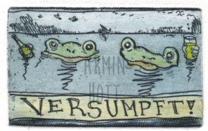 Armin Hott - Versumpft