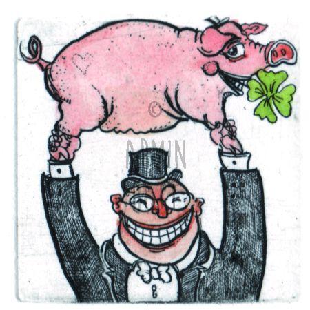 Armin Hott - Viel Schwein - Viel Glück