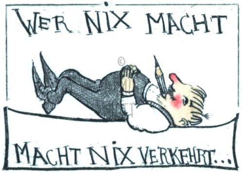 Armin Hott - WernixmachtMachtnixverkehrt