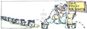 Armin Hott - Fettnaupfchentreter