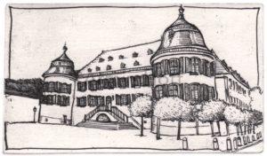 Armin Hott - BadBergzabern_Schloss