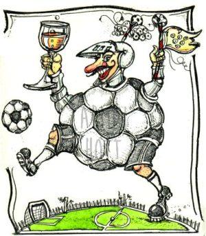 Armin Hott - Fußballritter