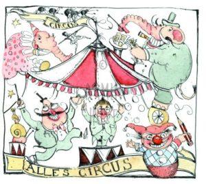 Armin Hott - Alles Circus