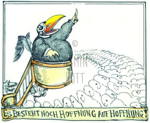 Armin Hott - Es besteht noch Hoffnung auf Hoffnung