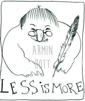 Armin Hott - LESS is MORE