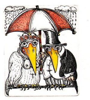 Armin Hott - Obs regnet oder schneit