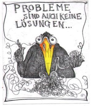 Armin Hott - Probleme sind auch keine Loesung