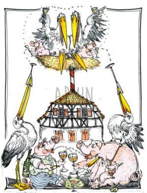 Armin Hott - Sau- und Storchenfest