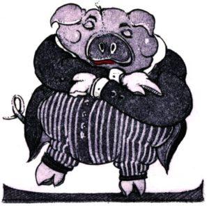 Armin Hott - Schwein-Sein