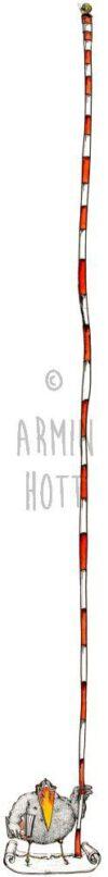 Armin Hott - Esgibtvielzutun
