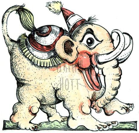 Armin Hott - Crazyelephant