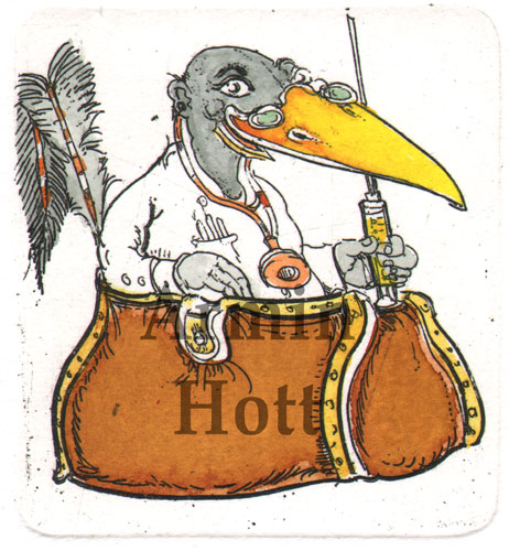 Armin Hott - DoktorinderTasche