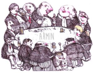 Armin Hott - HerrenRunde