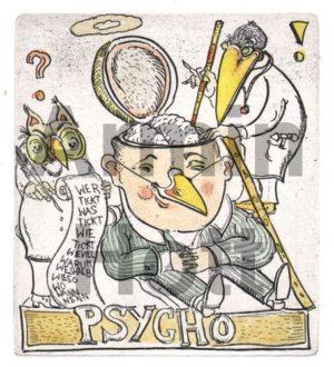 Armin Hott - PSYCHO