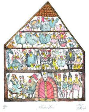 Armin Hott - ChickenHouse