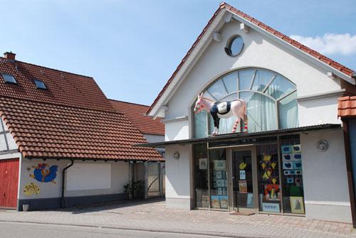 Armin Hott Atelier-Galerie Kandel Aussenansicht
