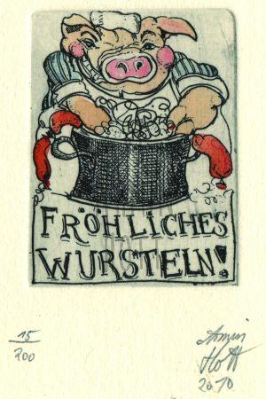 Armin Hott - FroehlichesWursteln