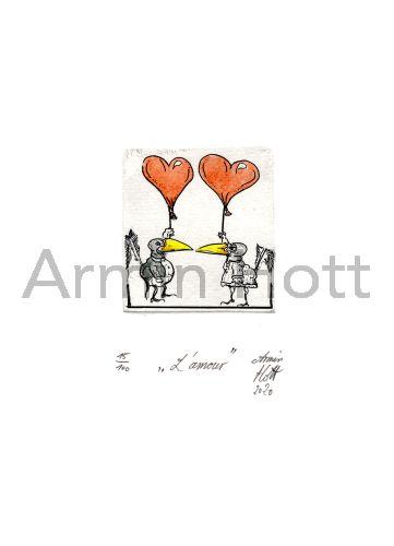 Armin Hott - Lamour
