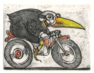 Armin Hott - Biker