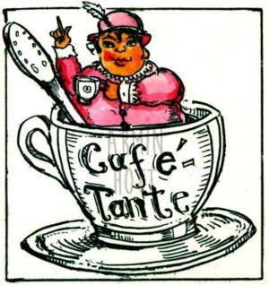 Armin Hott - CafeTante