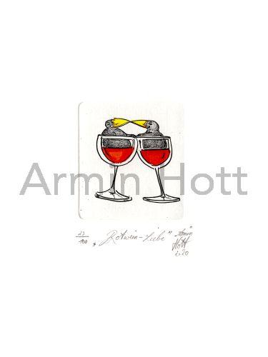 Armin Hott - Rotwein-Liebe
