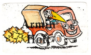 Armin Hott - Star-Driver
