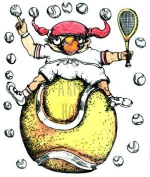 Armin Hott - TennisNarr