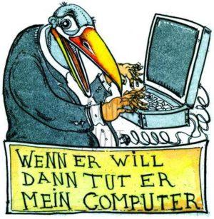 Armin Hott - WennerwilldanntuterderComputer