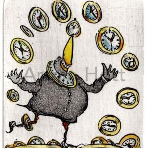 Zeit-Jongleur