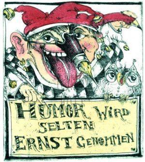 Armin Hott - HumorWirdSeltenErnstGenommen