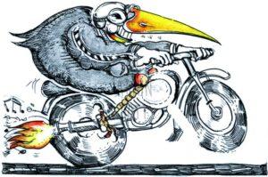 Armin Hott - Motor-Rab