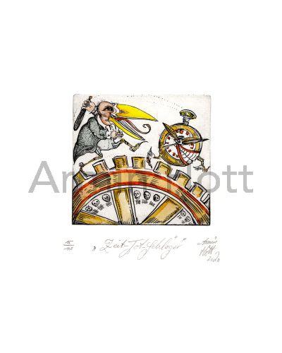 Armin Hott - Zeit-Tot-Schläger