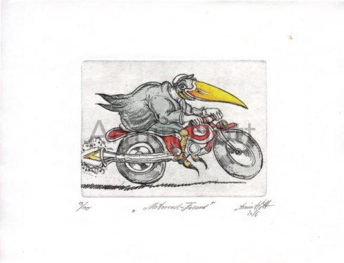 Armin Hott - Motorrad-Freund