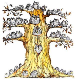 Armin Hott - Baum der Weisheit
