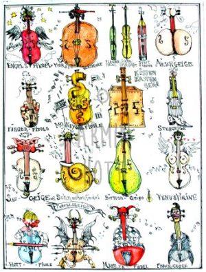 Armin Hott - ViolinVariationen