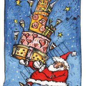 Karte Weihnachten 2010