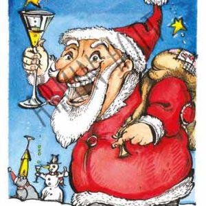 Karte Weihnachten 2011