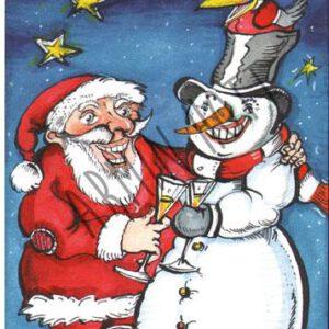 Karte Weihnachten 2012