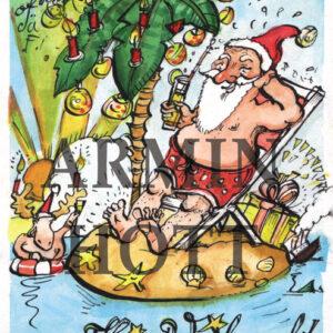 Weihnachtskarte 2019 Motiv 02