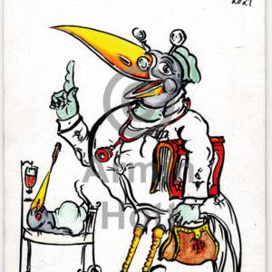Unikat – Dr. Rabe